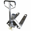 OP-918SS Full Stainless Steel Pallet Jack Scale 3,300 x 1 lb