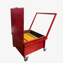 "Load image into Gallery viewer, OPTIMA OP-928-1624  16"" x 24"" x 2"" Two Portable Weigh Pads / Indicator & Printer/ 50,000 lbs x 20 lb"
