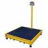 OP-916-PPF Portable Pit Frame with Forklift channel easy access
