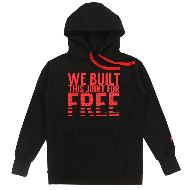 We Built This Joint Hoodie