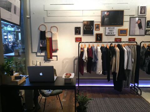 Ponsonby Central Winter Pop-Up Ethical Fashion 5TKT