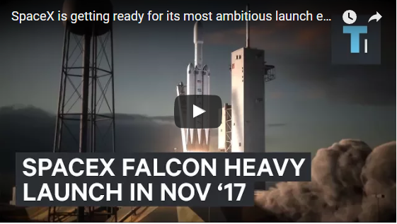 SpaceX Will Launch The Most Powerful Rocket In The World