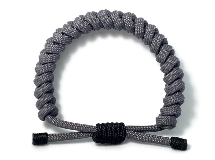 Engineered Slate Rope Bracelet