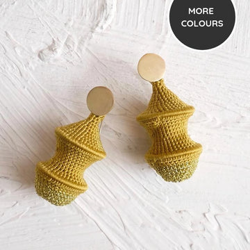 Short Joosh Earrings - Hamimi Design