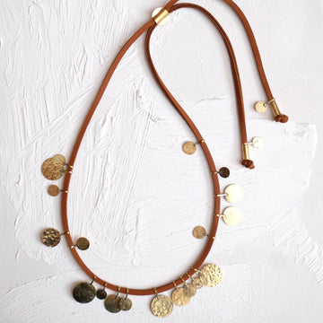 Floos Mixed Necklace - Hamimi Design