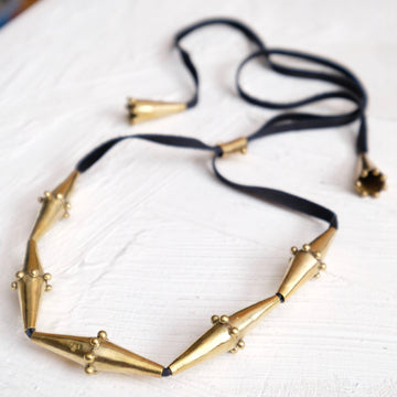 Hebba Cones Necklace - Hamimi Design
