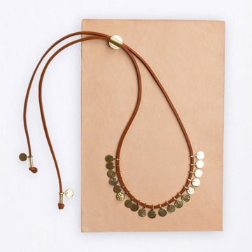 Floos Mini Strand Necklace