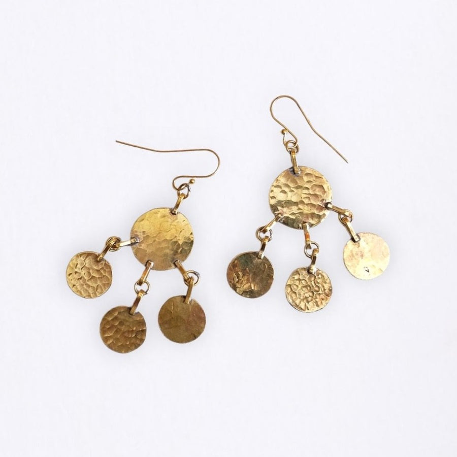 Floos Tiered Earrings