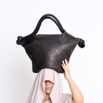 Hayat Tote Bag - Black