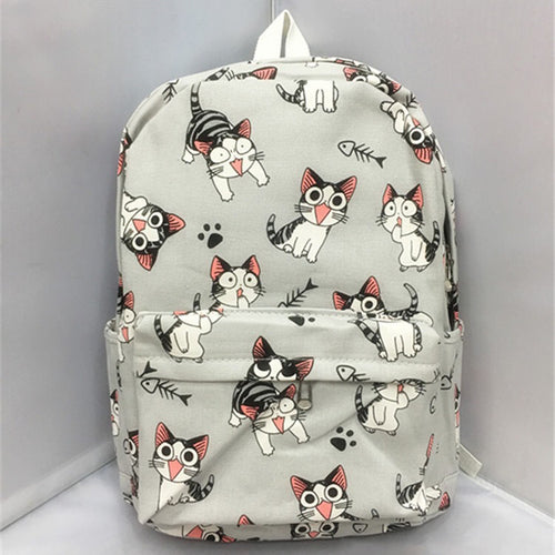 Cute Cat Backpack  for Kids