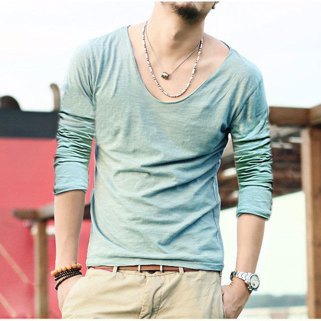 Long Sleeve Casual T shirts