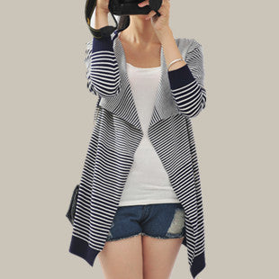 Fine Stripe Sweater
