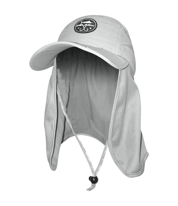 ECLIPSE FISHING HAT - GREY