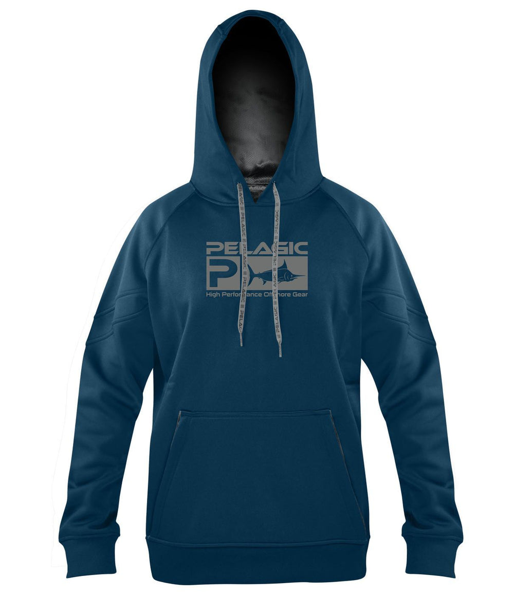 Pelagic Cyclone Hoody II Navy
