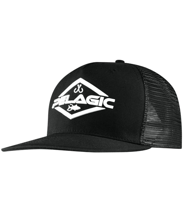 DIAMOND SNAPBACK - BLACK
