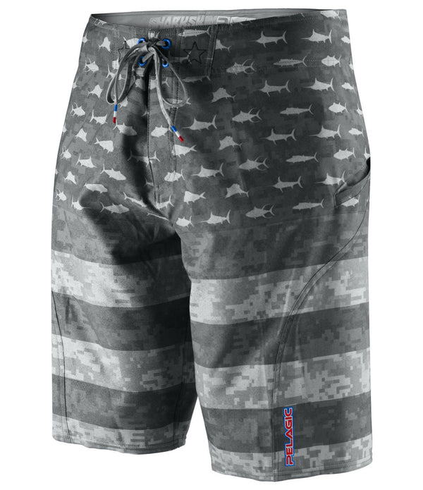 SHARKSKIN AMERICAMO - PATRIOT