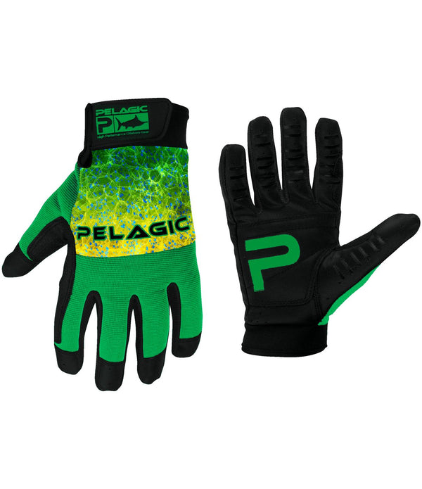 GLOVES END GAME PRODORADO GREEN