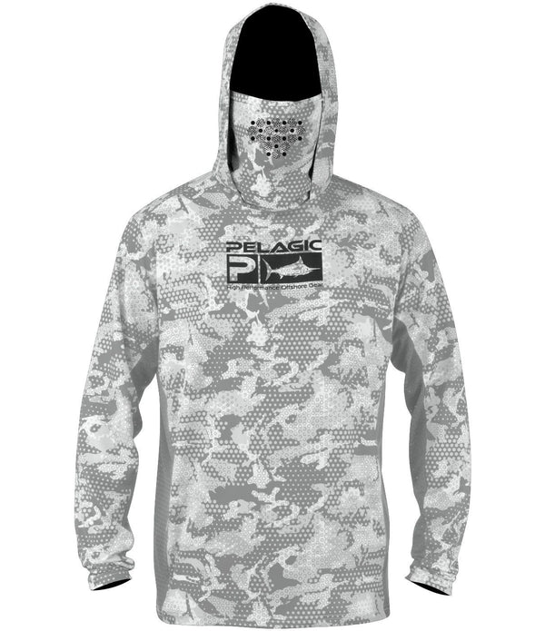 Pelagic Exo Tech Hoody - Ambush Grey