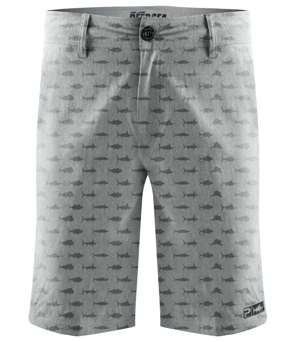DEEP SEA HYBRID-SHORT - GREY