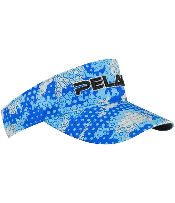 PELAGIC PERFORMANCE VISOR AMBUSH BLUE