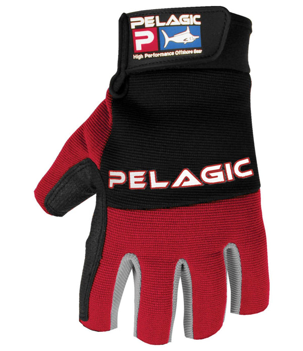BATTLE GLOVE RED