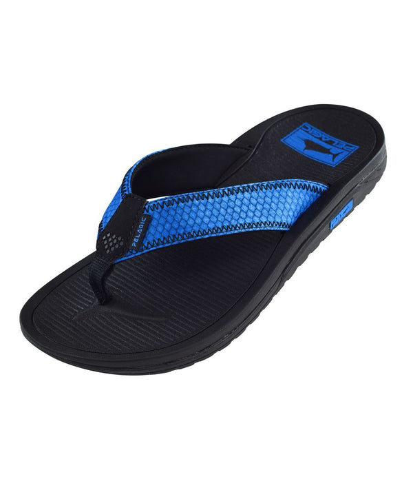 Pelagic The Offshore Sandal Blue