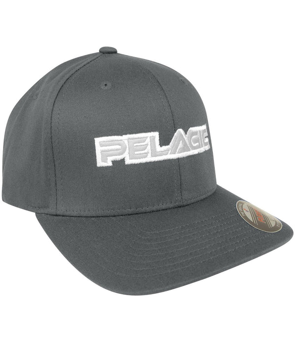 FlexFit Pelagic Logo Grey