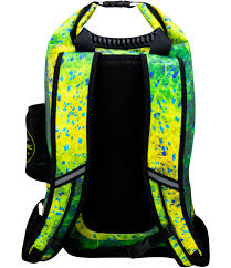 PELAGIC GEAR BACKPACK AQUAPAK GREEN