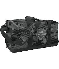 PELAGIC GEAR DUFFLE BAG AQUAPAK BLACK