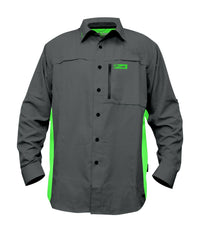 ECLIPSE GUIDE SHIRT PRO SERIES - CHARCOAL