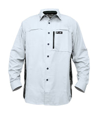 Pelagic Eclipse Guide Shirt - Pro White