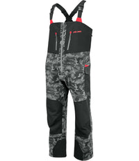 PELAGIC GEAR TEMPEST PRO BIB AMBUSH CAMO BLACK