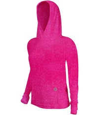 PELAGIC GEAR WOMENS ULTRATEK PRO HOODED PINK
