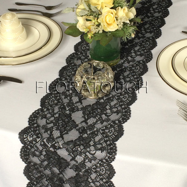 Lace Table Runners Floratouch