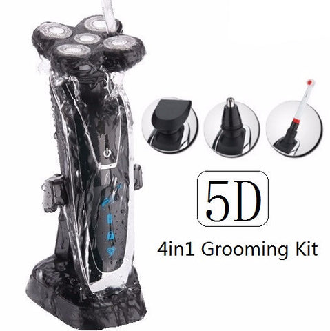 5D Razor Electric Shaver For Men