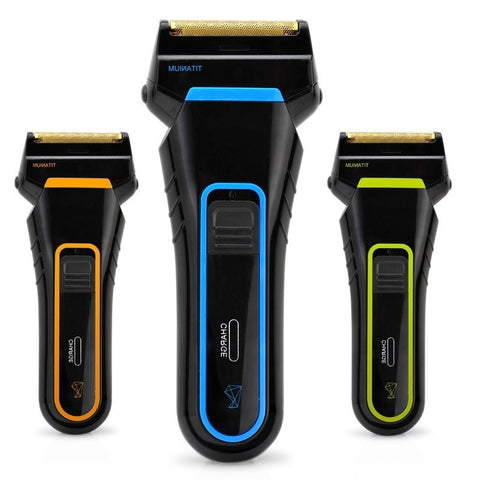 Waterproof Men's Electric Shaver
