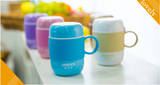 Candy Color Thermos Stainless Steel Coffee Mug