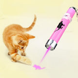 Cat LED Laser Pointer Light Pen Toy FREE plus Shipping Offer