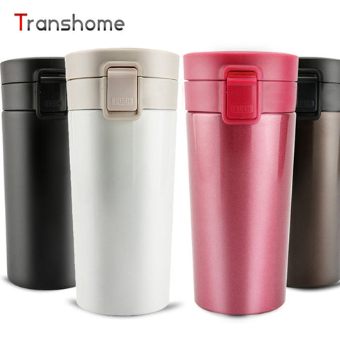 Stainless Steel Insulated Car Creative Thermos Vacuum Flask