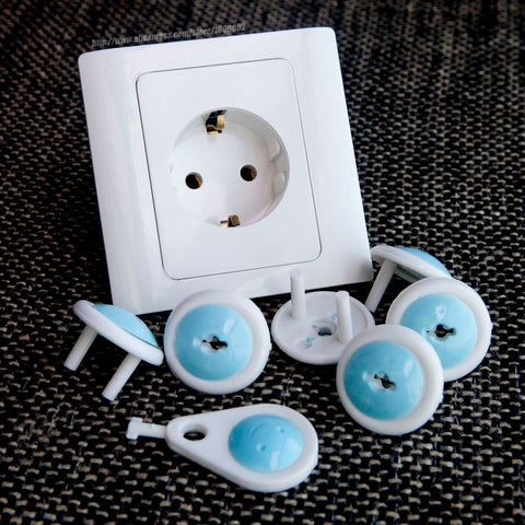 Children Security Anti Electric Shock Socket Protective Cover