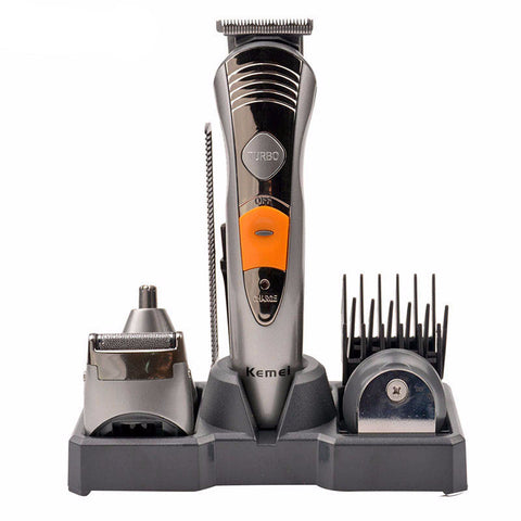 7-in-1 Adjustable Electric Hair Clipper