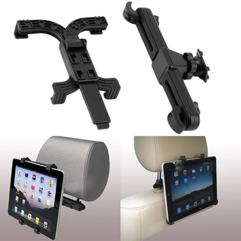 Car Back Seat Headrest Mount Holder For iPad
