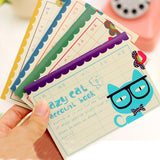 Cute Cat Planner Pocket Personal Diary Notebook Planner - UYL Online Store