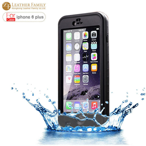 iPhone 6 Plus Case Water and Shock Proof - UYL Online Store