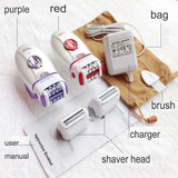 Women 2 in 1 Electric Shaver