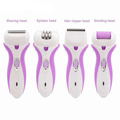 Multi-functional Electric Shaver For Women