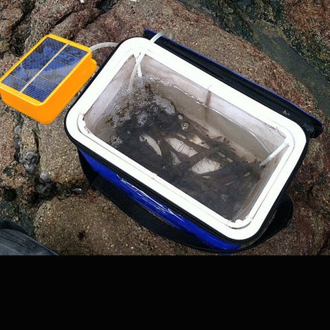 Outdoor Solar Energy Ultrasonic Mosquito Repellent Fishing Charger - UYL Online Store