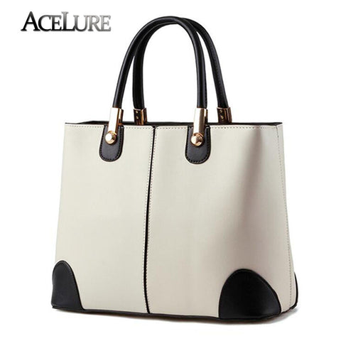 Fashion Classic Women Leather Handbag
