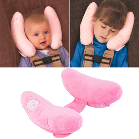 COMFORTABLE HEADREST FOR CHILDREN - Travel Support