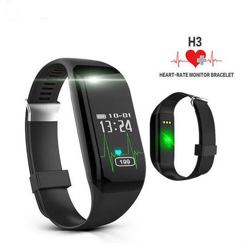 H3 Smart Heart Rate Monitor Bracelet
